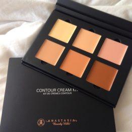 "Edit: Anastasia Contour Cream Kit ""Light"" Palette"