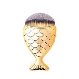 """Mermaid Chubby Brush """"Gold"""""""
