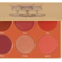 Juvia's Place The Saharan Blush Palette Volume II