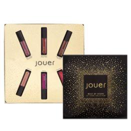 Jouer Best of Deeps Mini Lip Crème Gift Set