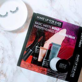 Sephora x MAKE UP FOR EVER Basic Meets Bold Set