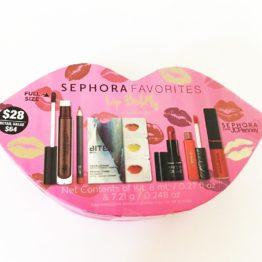 """Sephora Favorites """"Lip Boldly"""" Kit"""