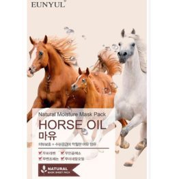EUNYUL Natural Moisture Mask Pack - Horse Oil