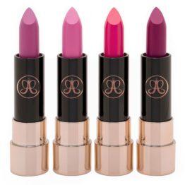 Anastasia Beverly Hills Mini Matte Lipsticks Pink & Barries Set