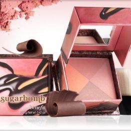 Benefit Cosmetics Sugarbomb Cheek & Face Powder
