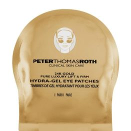 Lot of 2 Pairs! Peter Thomas Roth 24 K Gold Hydra-Gel Eye Patches