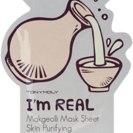 """TONYMOLY I'm Real Sheet Mask """"Makgeoli Rice"""""""