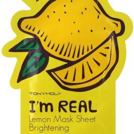 """TONYMOLY I'm Real Sheet Mask """"Lemon"""""""