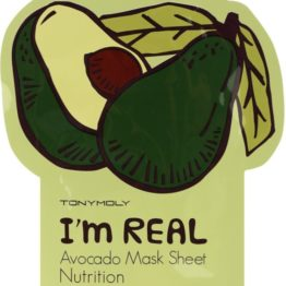 "TONYMOLY I'm Real Sheet Mask ""Avocado"""