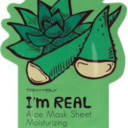 """TONYMOLY I'm Real Sheet Mask """"Aloe Vera"""""""